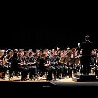 UConn Concert Band concert