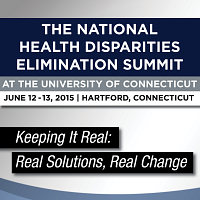 The National Health Disparities Elimination Summit