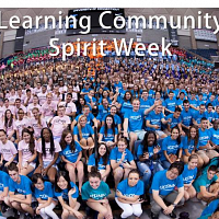 Learning Community Spirit Week- Day of Service