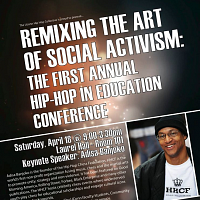 Hip-Hop in Education Conference