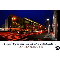 Stamford Graduate Student & Alumni Networking