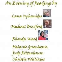 Water, Water EVerywhere, A night of Readings