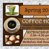 ISSS Coffee Hour