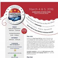 Humphreys Institute Campaign School