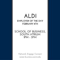 Employer of the Day: ALDI