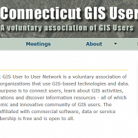 Connecticut GIS User to User Network Meeting