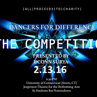 UConn Surya Dancers for Difference Competition