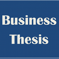 Exploring Business Theses Workshop