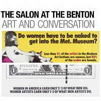 Salon at the Benton: Art and Conversation