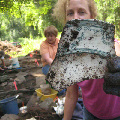 Museum Activity: Archaeology Field School