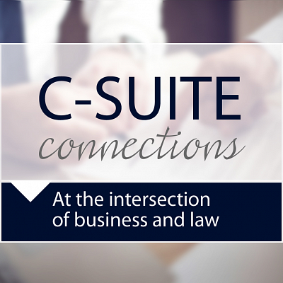 C-Suite Connections at the Intersection of Business and Law