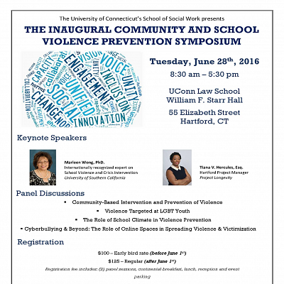 Community and School Violence Prevention Symposium