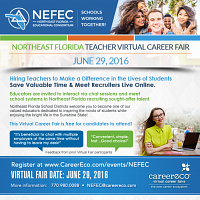 Northeast Florida Virtual Career Fair