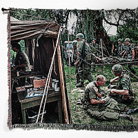 The War Tapestries Art Closing