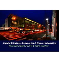 Stamford Graduate Convocation & Alumni Networking