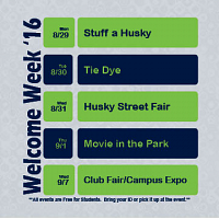 Club Fair and Campus Expo