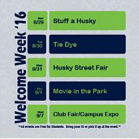 Club Fair and Campus Expo