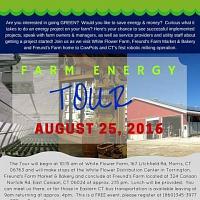 Farm Energy Tour