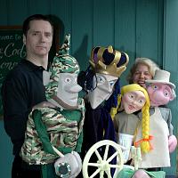 Rumpelstilskin by Dream Tale Puppets