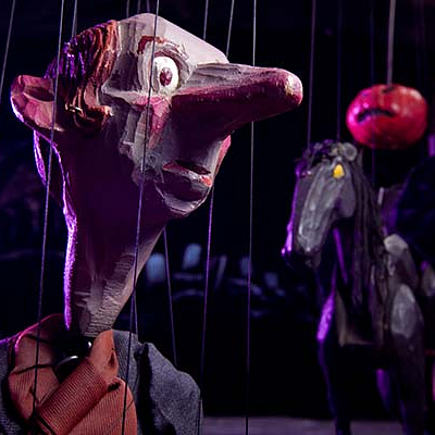 The Legend of Sleepy Hollow by Stevens Puppets