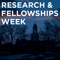 Faculty Reflections on Research & Fellowships