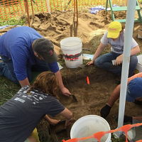 Connecticut's Early European Settlers–Year 2 Excavations