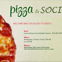 Pizza & Sociology