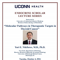 Endocrinology Scholarly Lecture Series