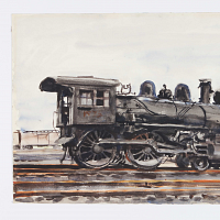 Benton Museum Opening Reception: Steaming Ahead
