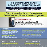 National Health Disparities Elimination Summit