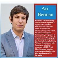 Ari Berman  Voter Rights, Voter Suppression