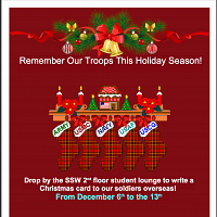 Xmas Cards for Our Military