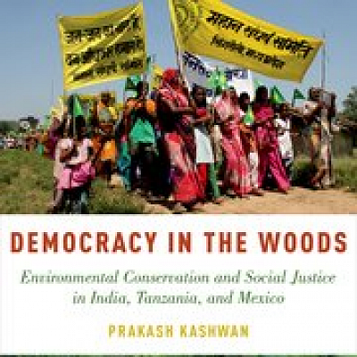 Democracy in the Woods Book Launch