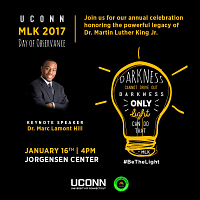 Dr. Martin Luther King Jr. Day of Observance 2017