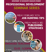 Geography Professional Development: Publishing Strategies