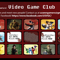 Video Game Club Meetings
