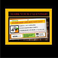 Internship Opportunity Day