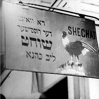 Yiddish Tish Luncheon Discussion