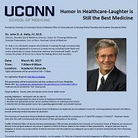 Med Ed GR: Humor in Healthcare