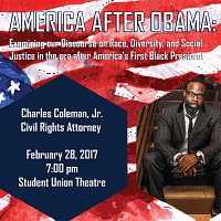 Legacy Speaker Series: America After Obama