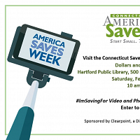 Connecticut Saves Campaign Video Booth
