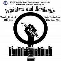 Feminism & Academia