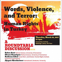 Words, Violence, and Terror: Human Rights in Turkey