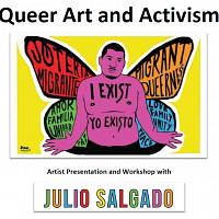 Julio Salgado: Queer Art & Activism