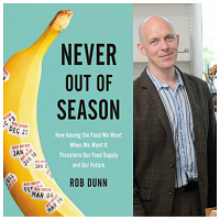 Event Book Talk: Never Out of Season