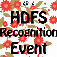HDFS Recognition Event