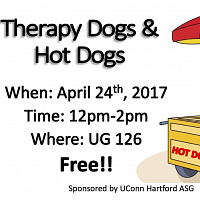 Therapy Dogs and Hot Dogs