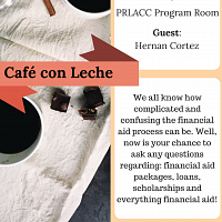 Cafe con Leche with Financial Aid
