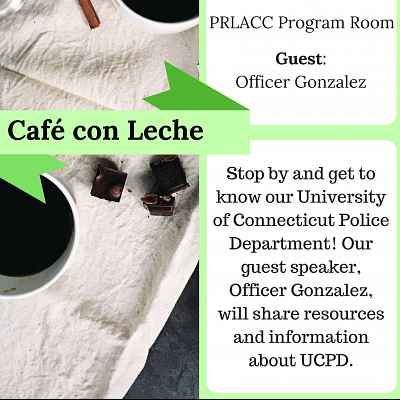 Cafe con Leche with UCPD