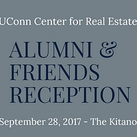 Center for Real Estate Alumni & Friends Reception